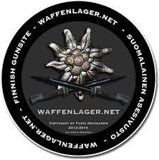 Waffenlagerin logo